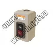 ВКН-316 Выключатель кнопочный с блокировкой 3Р 16А 230/400В IP40 TDM