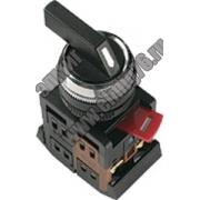 AKS-22 Переключатель черный с ключом на 2 фиксир. положения I-O 1з+1р TDM SQ0703-0005