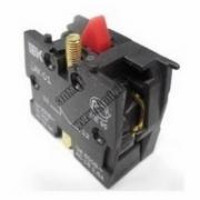 Контактный блок LAY-01 (красный) для серии LAY5 ИЭК  BDK21