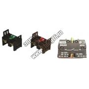 Доп.контакт для светосигн.арм.с мет основанием1р TDM SQ0702-0083