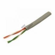 UTP 2 пары cat.5e 2х2х0,5 (UTP,КСВ) медь внутренний кабель Россия
