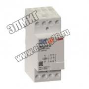 МК63-2540-230AC Контактор модульный OptiDin КЭАЗ 114095