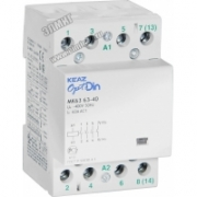 МК63-4040-230AC Контактор модульный OptiDin 114128