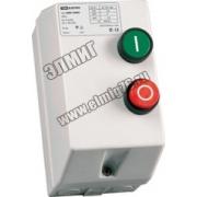 КМН-10960 Контактор 9А  Ue 220В/АС3 IP54 TDM в оболочке