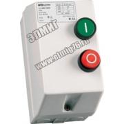КМН-11260 Контактор 12А  Ue 220В/АС3 IP54 TDM в оболочке