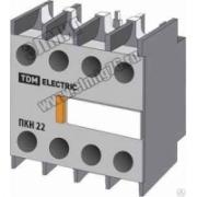 ПКН-11 Приставка контактная (доп. контакты 1з+1р) TDM SQ0708-0039