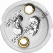 GU10  LH32 Патрон керамический для галогенных ламп