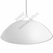 Светильник НСБ-72-60 М50 Мелани 360 матовый белый /шнур белый 1005251527