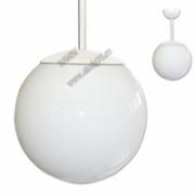 Светильник НСО-17-150-300 (Шар) опаловый штанга L-220мм