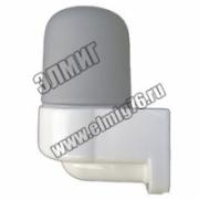 НПБ 400-2 белый 60Вт IP54 Светильник TDM для сауны настенно угловой