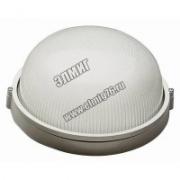 НПБ 1301 Светильник белый/круг 60Вт IP54