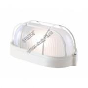 НПБ 1402 (406/60W) Светильник белый с решеткой