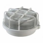 НПП 03-100-005.04 IP54 Светильник корпус и защитная сетка, белый