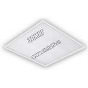 ЛВО 4х18 Светильник ЗСП (Classic/R-418-53 Opal), IP20, под ячейку 600х600, Т8 G13, рассеиватель опаловый ЭПРА