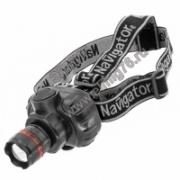 94950 Фонарь светодиодный Navigator NPT-H03-3AAA налобный