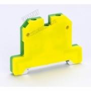 Зажим наборный ЗНИ-2,5мм2 (JXB25А) желтый TDM