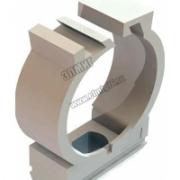 41750 CF50G Держатель (клипса) для труб D50мм