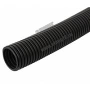22020 Труба ПНД гладкая  Д20 черная