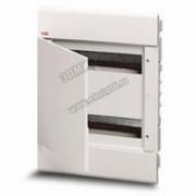 1SL2045A00 ЩРв-П-24 IP40 EUROPA Щит распределительный встраиваемый пластиковый белый непрозрачная дверь