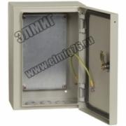 ЩМП-1-1 IP54 Корпус металлический (395х310х150) TDM