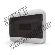 Бокс ЩРН-П-18 IP41 прозрачная черная дверца CNK40-18-1 Tekfor ЩРНП