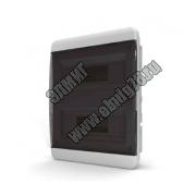 Бокс ЩРН-П-24 IP41 прозрачная черная дверца BNK40-24-1 Tekfor ЩРНП