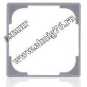 2516-902 Декоративная накладка,серебристый металлик 1726-0-0223