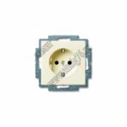 20 EUC-92 Розетка SCHUKO, слоновая кость 2011-0-3857