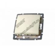 774301 Выключатель 1кл в рамку сл.к.VALENA (695600)