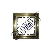894227-1 Рамка 2-постовая (бронза) CLASSIC