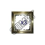 894327-1 Рамка 3-постовая (бронза) CLASSIC