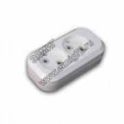 Makel колодка удлинителя 2 гн б/з MGP101