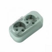 Makel колодка удлинителя 2 гн с/з MGP111