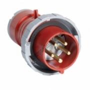 (3S-024) Вилка сил. НТ-024 32А 380V 3P+E IP44