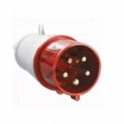 (3S-025) Вилка сил. НТ-025 32А 380V 3P+N+E IP44
